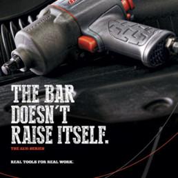 Rebranding for Ingersoll Rand Tools